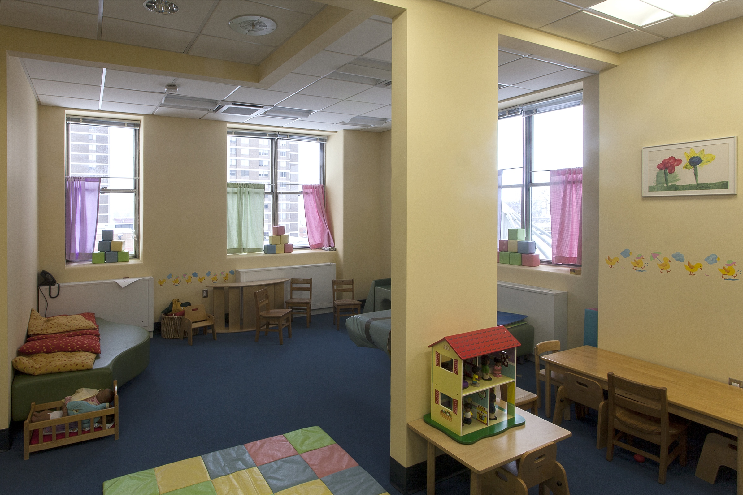 The Children's Evaluation and Rehabilitation Clinic (CERC)