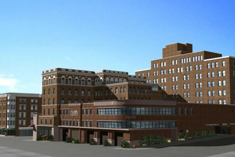 7th Avenue Modernization, New York Methodist Hospital, Park Slope, Brooklyn