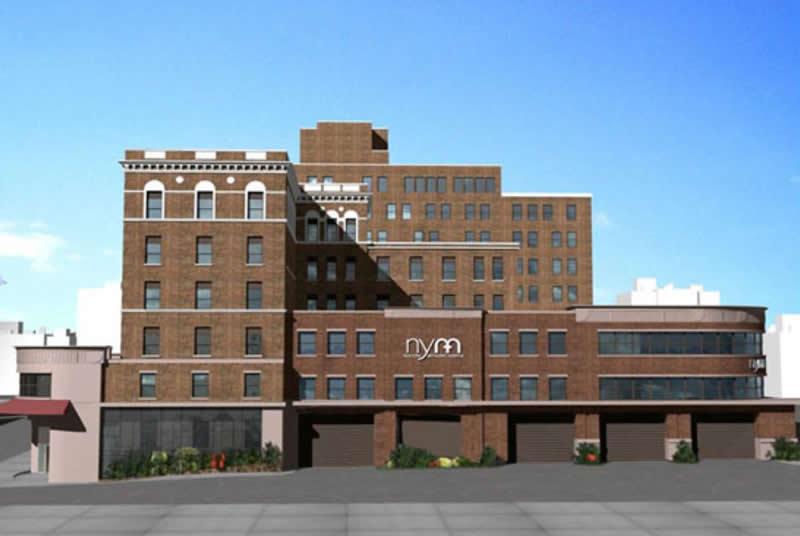 7th Avenue Modernization, New York Methodist Hospital, Park Slope, Brooklyn, NYC