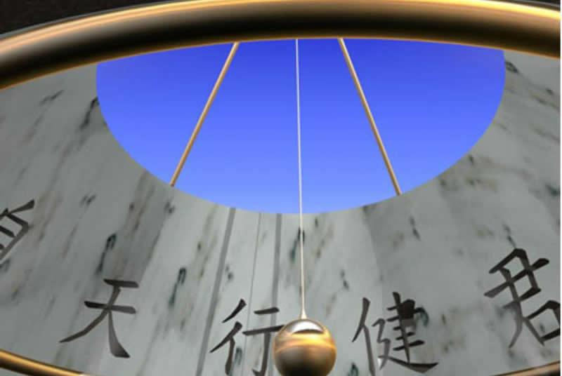 921 Earthquake MemorialFoucault Pendulum