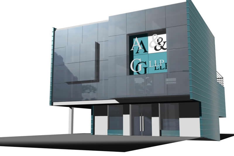 Law Office Building for A & G LLP. Staten Island, NY. (Image 1)