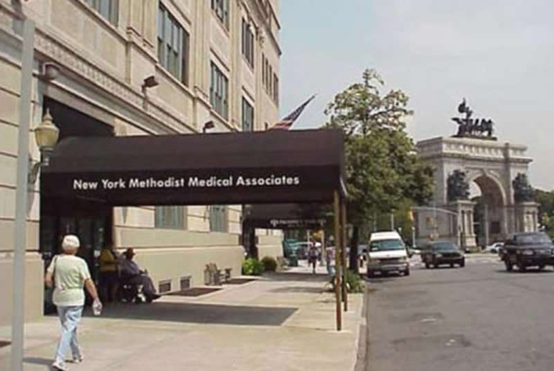 Ambulatory Care Medical Offices, New York Methodist Hospital, Park Slope, Brooklyn, New York