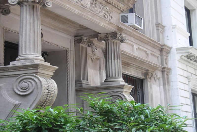 Exceptionnel Architectural Restoration   Facade Restoration