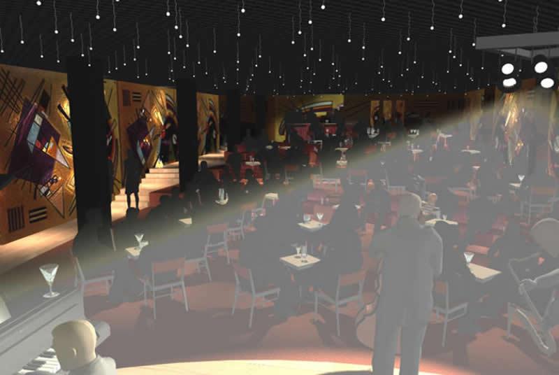 Cafes, Bistros, & Restaurants, Metropolitan New York City