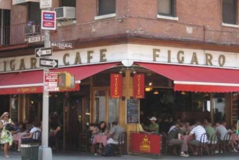 Cafes, Bistros, & Restaurants