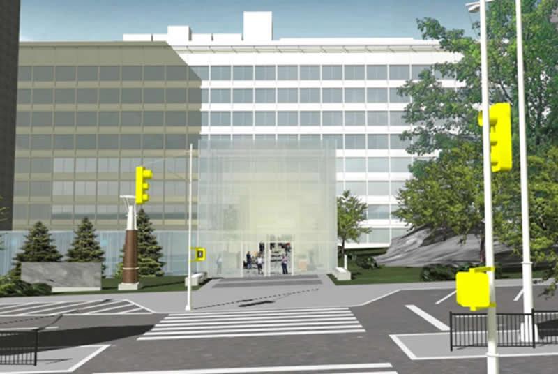 Campus Master Plan & Interior Commons, Albert Einstein College of Medicine, Morris Park, Bronx, NY