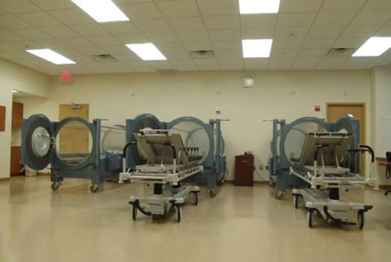 Hyperbaric & Wound Care Treatment, New York Methodist Hospital, Park Slope