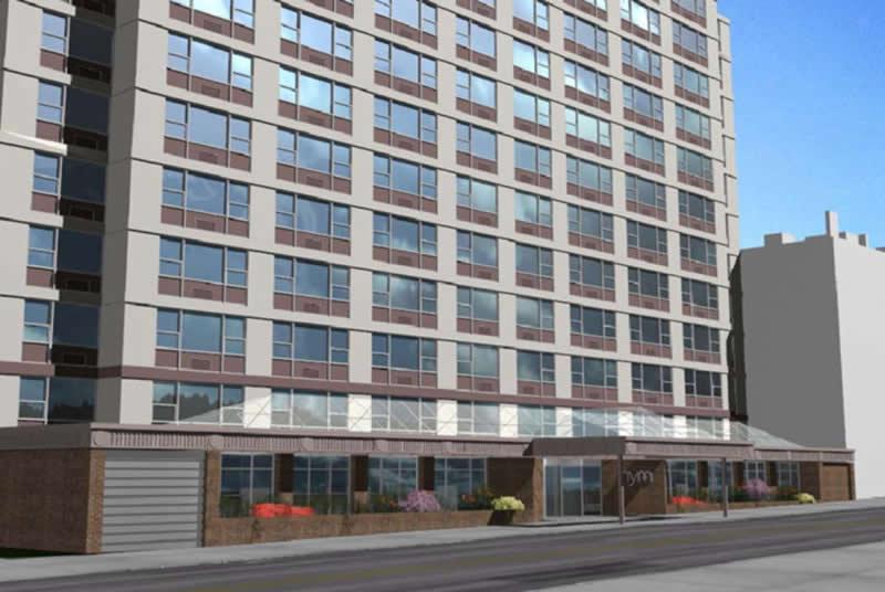 Medical Suites & On-Call Residences, New York Methodist Hospital, Park Slope, Brooklyn, NYC