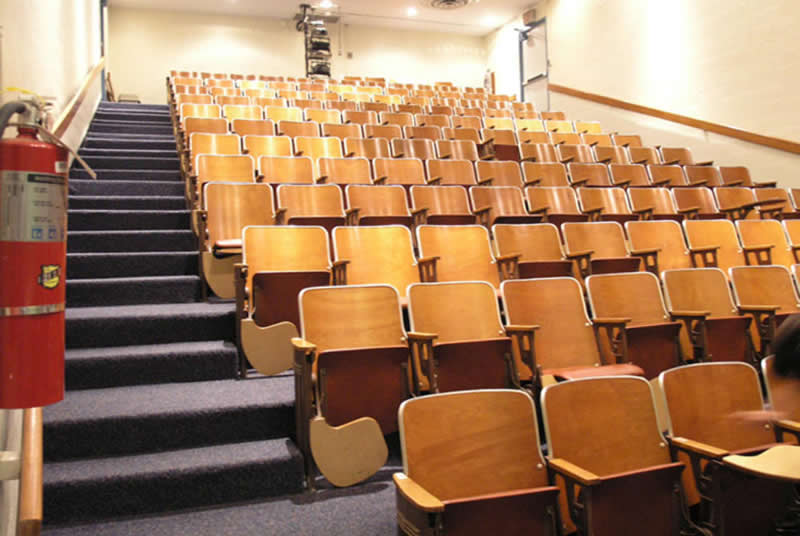 Places of Assembly - Auditoriums, Albert Einstein College of Medicine, Morris Park, Bronx, NY