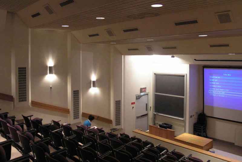 Places of Assembly - Auditoriums, Albert Einstein College of Medicine, NY