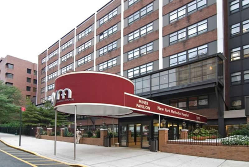 Pre-Testing Phlebotomy PFT & ROP X-Ray, New York Methodist Hospital, Park Slope, Brooklyn, New York