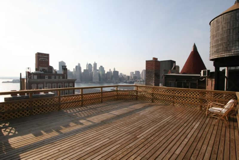Residential Addition / Combination Rooftop, Brooklyn, New York