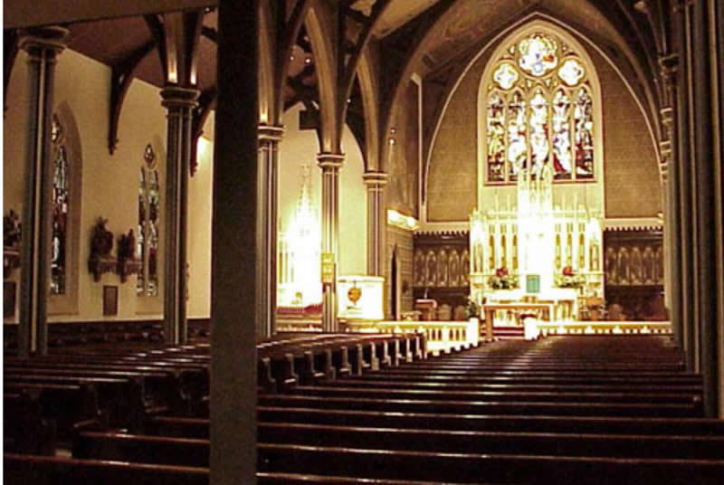 St Charles Borromeo RC Neo Gothic Church