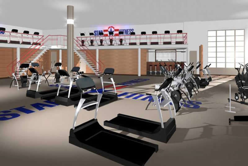 Star Fitness USA Physical Fitness Center, Pelham, Bronx, NY