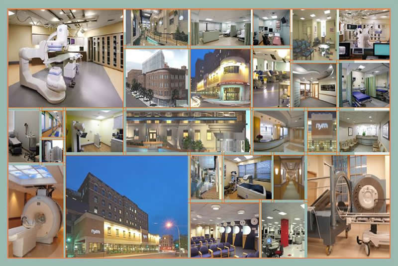 The Design Alliance - Healthcare Architecture and Design Projects